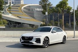 VinFast Lux A, tặng trước bạ 0% + 03 năm bảo dưỡng + 01 năm bảo hiểm giá 881 triệu tại Lâm Đồng