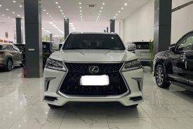 Bán Lexus LX570 Super Sport, sản xuất 2018, đăng ký biển Hà Nội 2020, biển đẹp, xe mới 99% giá 7 tỷ 990 tr tại Hà Nội