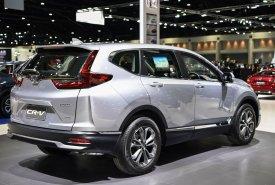 Honda CRV 2021 mới, khuyến mại cuối năm tốt nhất Hà Nội giá 980 triệu tại Hà Nội