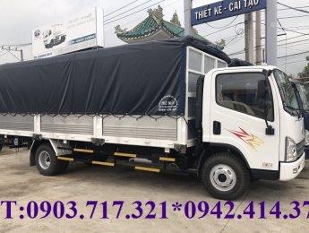 Xe tải Faw chở 8 tấn ga cơ 2017 giá bán thanh lý