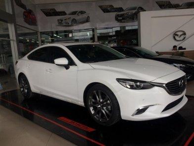 Ưu nhược điểm Mazda 6 2018: Mẫu xe hot nhất phân khúc sedan hạng D
