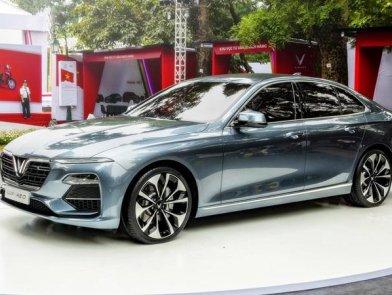 Đánh giá sơ bộ và thông số kỹ thuật xe Vinfast Lux A2.0 sedan 2019