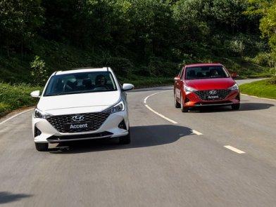 Giá lăn bánh Hyundai Accent 2021
